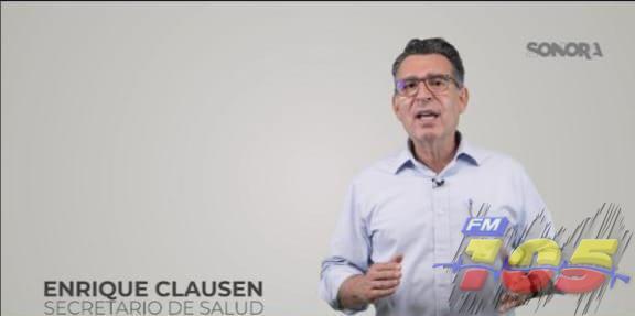 Reuniones masivas son un riesgo ante el COVID-19: Enrique Clausen Iberri