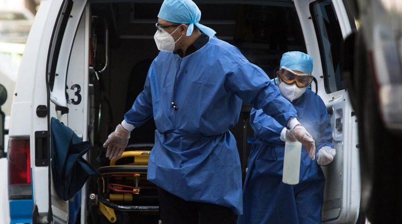 México rebasa las 100 mil muertes por COVID-19