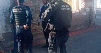 Capturan a dos presuntos ladrones