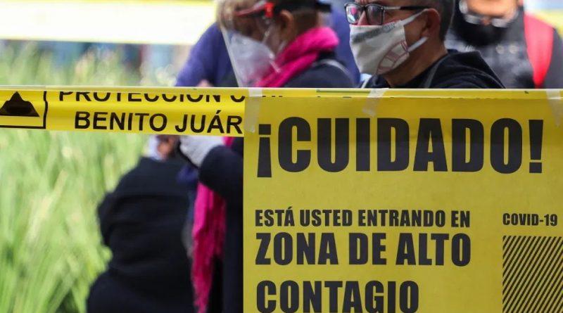 En México, suman un millón 49 mil 358 casos confirmados acumulados de COVID-19, mientras que hay 101 mil 926 muertes por la enfermedad