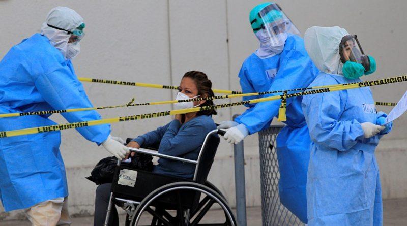 México vive el peor díade toda la pandemia por número de contagios. Supera, por primera vez, los 10 mil nuevos casos de COVID-19 en 24 horas