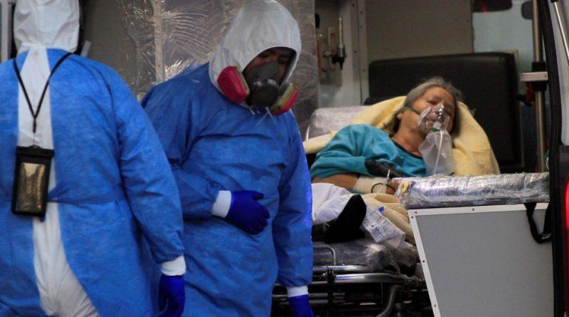 En México, suman un millón 25 mil 969 casos y 100 mil 823 muertes por COVID
