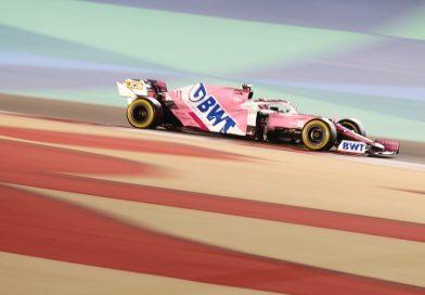 'Checo' Pérez saldrá en quinto en el Gran Premio de Bahrein