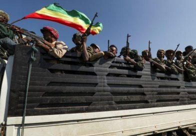 Ejército de Etiopía bombardea con artillería pesada la capital de Tigray