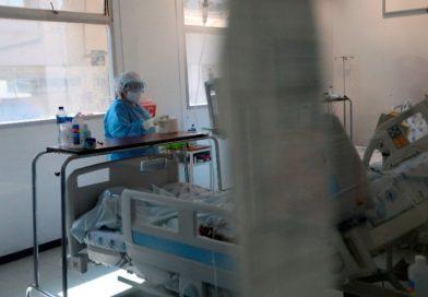 Saturados 19 de 44 hospitales para atención de COVID-19 en la Ciudad de México
