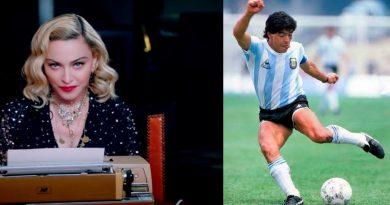 Usuarios confunden a Madonna con Maradona y la vuelven tendencia en Twitter