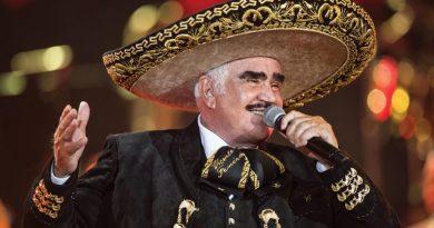 Vicente Fernández anuncia nuevo disco