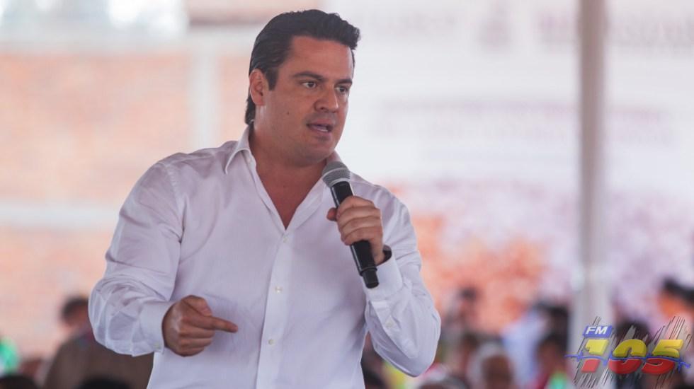 """Es un golpe para el estado"""", afirma Enrique Alfaro sobre asesinato de  Aristóteles Sandoval – FM105"""