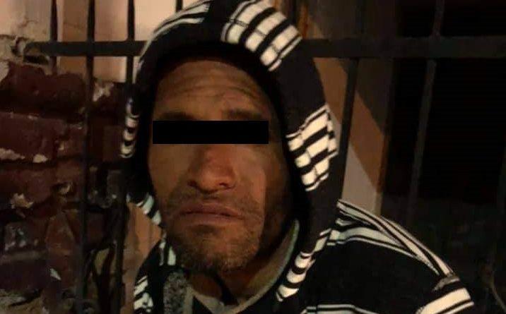 Enfermo mental abandonado en Fátima