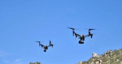Crea PESP en Sonora Escuadrón de Drones