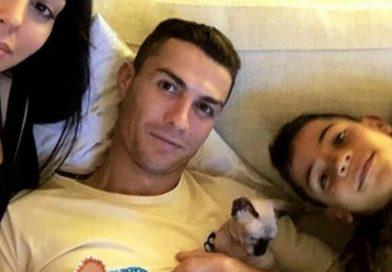 Gato de Cristiano Ronaldo es atropellado, lo trasladan en jet privado a España