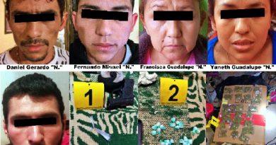 Revientan 'tienditas' en Hermosillo