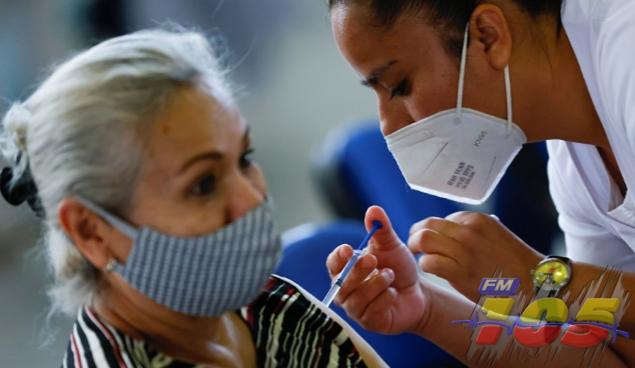 Sin llegar vacunas contraCoviden Guaymas