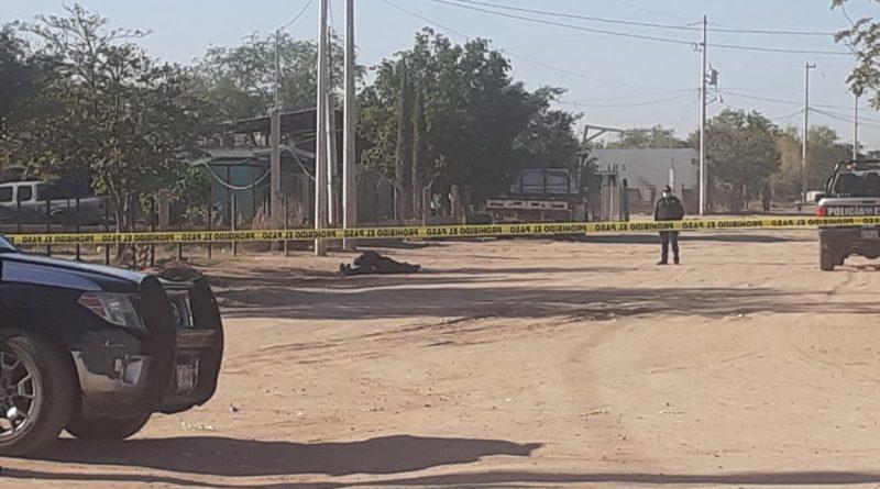 Dos cuerpos enteipados en Santa María