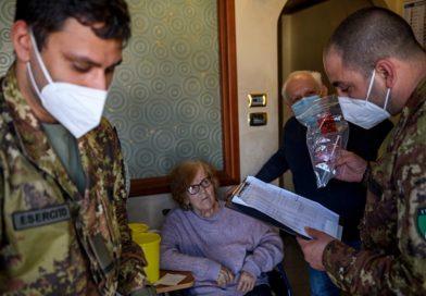 Italia planea reapertura al disminuir contagios de COVID-19