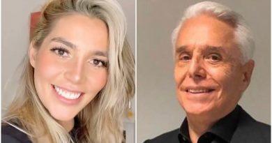 Frida Sofía y Enrique Guzmán procederán legalmente uno contra otro