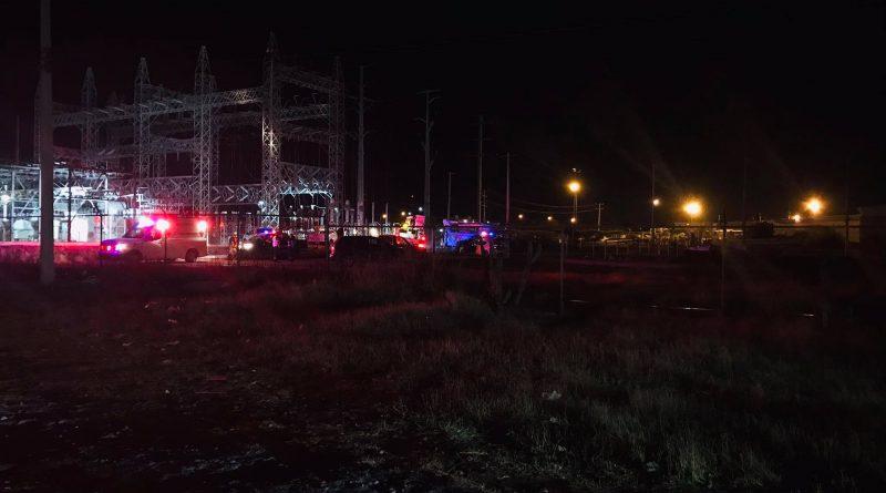 Muere persona electrocutada en la instalaciones de CFE, y causa apagón en Guaymas