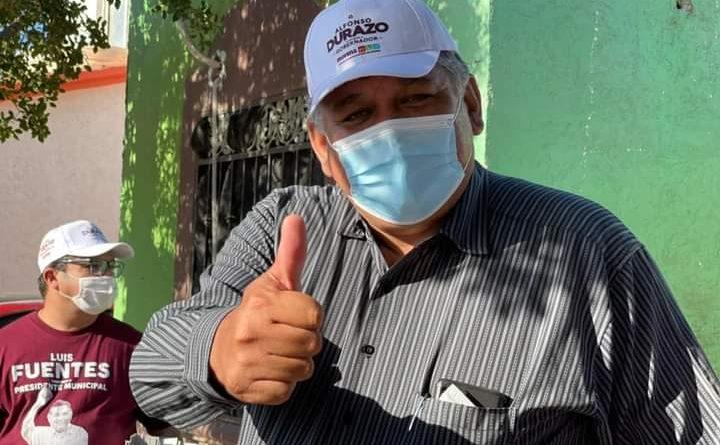 En medio de especulaciones, Luis Fuentes regresa a campaña