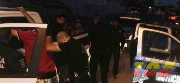 Hay 7 detenidos por riña campal en Infra