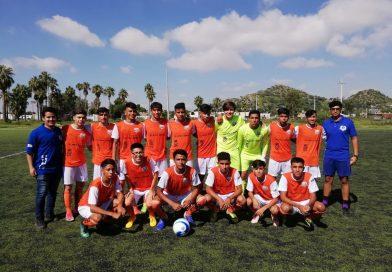 A DOS AÑOS DEL ESTATAL Representa Mr. Frogs a Guaymas en Copa Telmex
